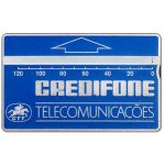 Phonecard for sale: CTT Telecomunicações - Definitive, code 010C inverted, 120 units