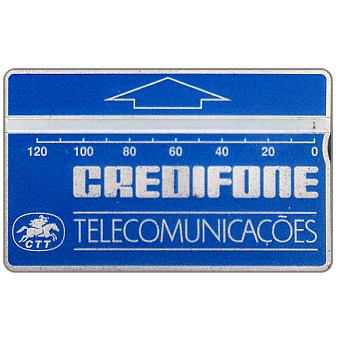 CTT Telecomunicações - Definitive, code 011B inverted, 120 units