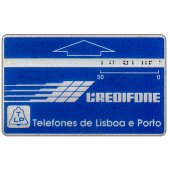 "Phonecard for sale: TLP - Definitive, no ""S.A."", code 910F, 50 units"