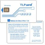 The Phonecard Shop: Portugal, TLP - Definitive, 120 units