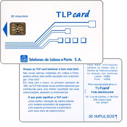 TLP - Definitive, without batch number, 50 units