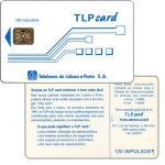 The Phonecard Shop: Portugal, TLP - Definitive, 50 units