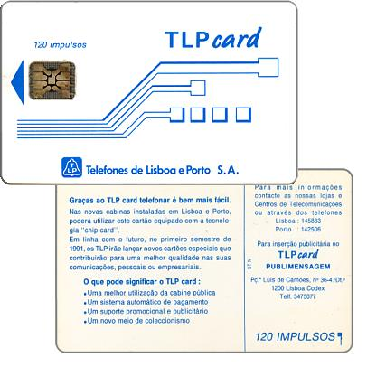 Phonecard for sale: TLP - Definitive, 50 units