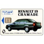 The Phonecard Shop: Portugal, TLP - Renault 19 Chamade, 50 units