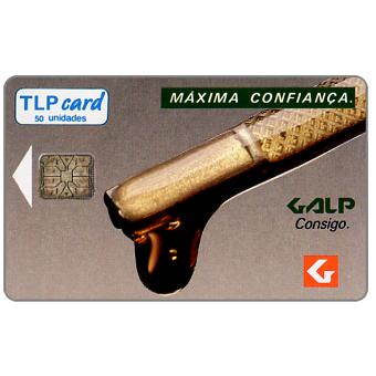 "Phonecard for sale: TLP - Galp, ""Maxima…"", 50 units"