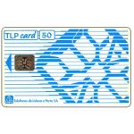 The Phonecard Shop: Portugal, TLP - Definitive, 01.92, 50 units