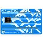 The Phonecard Shop: Portugal, TLP - Definitive, 01.92, 120 units