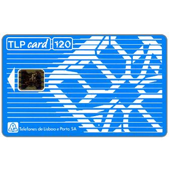 Phonecard for sale: TLP - Definitive, 01.92, 120 units