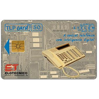 Phonecard for sale: TLP - ETECOM4510, 10 units
