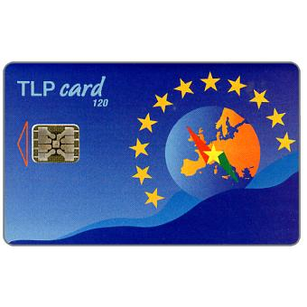 Phonecard for sale: TLP - Portugal CEE Presidency, 120 units
