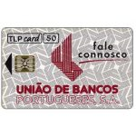 The Phonecard Shop: TLP - Uniao de Bancos Portugueses, 50 units