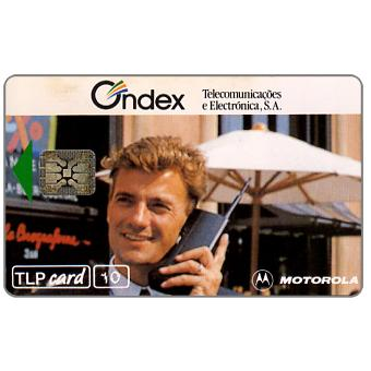 Phonecard for sale: TLP - Ondex - Motorola phone, 10 units