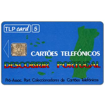 Phonecard for sale: TLP - Descobrir Portugal, 5 units