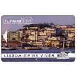 The Phonecard Shop: TLP - C.M.Lisboa, 50 units