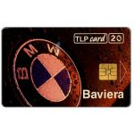 The Phonecard Shop: TLP - BMW Baviera, 20 units