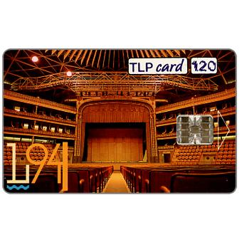 Phonecard for sale: TLP - Lisboa '94, theatre, 120 units