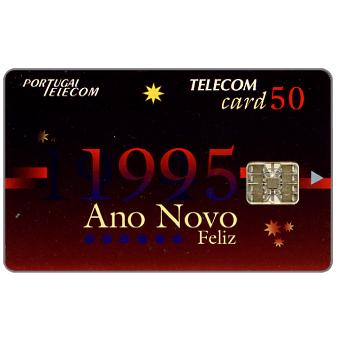 Portugal Telecom - New Year 1995, 50 units