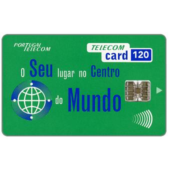 Portugal Telecom - O seu lugar no centro do mundo, 120 units