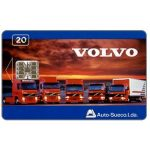 The Phonecard Shop: Portugal Telecom - Volvo trucks, 20 units