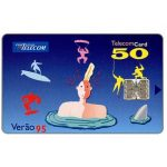 The Phonecard Shop: Portugal Telecom - Summer '95, 50 units