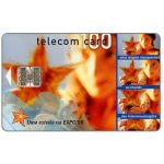 The Phonecard Shop: Portugal Telecom - Expo '98, starfish, 100 units