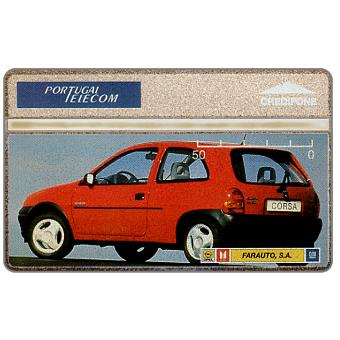 Portugal Telecom - Opel Corsa red, 50 units