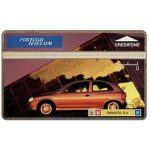 Phonecard for sale: Portugal Telecom - Opel Corsa gold, 20 units
