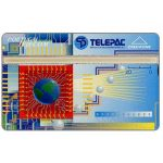 Phonecard for sale: Portugal Telecom - Telepac, 20 units