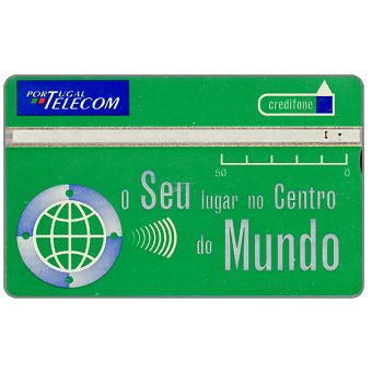 Portugal Telecom - O seu lugar no centro do mundo, 50 units