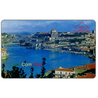 The Phonecard Shop: Portugal Telecom - Gaia, com vida, 50 units