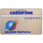 The Phonecard Shop: Portugal, Telecom Portugal - Definitive, code 145D, 50 units