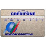 The Phonecard Shop: Telecom Portugal - Definitive, code 108C, 120 units