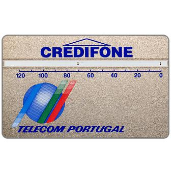 Phonecard for sale: Telecom Portugal - Definitive, code 108C, 120 units