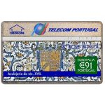The Phonecard Shop: Portugal, Telecom Portugal - Europalia 91, 50 units