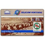 The Phonecard Shop: Telecom Portugal - Portugal 92, Treaty of Rome (1957), 30 units