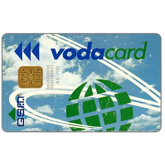 Vodacom - Vodacard, SIM card, chip on card