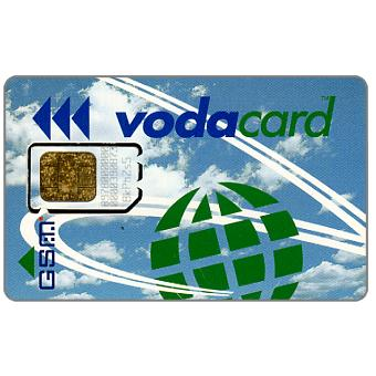Vodacom - Vodacard, SIM card, detachable chip