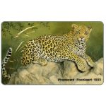 The Phonecard Shop: South Africa, Telkom - The Big Five, Leopard, R10