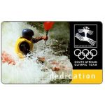 The Phonecard Shop: South Africa, Telkom - Olympic Team, Dedication, R10