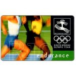 The Phonecard Shop: South Africa, Telkom - Olympic Team, Endurance, R10