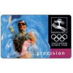 The Phonecard Shop: South Africa, Telkom - Olympic Team, Precision, R10