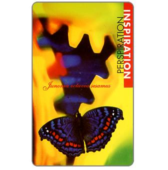 Phonecard for sale: Telkom - Environment, Butterfly, R100