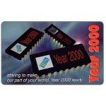 The Phonecard Shop: Telkom - Year 2000, R20