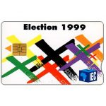 The Phonecard Shop: South Africa, Telkom - Election 1999, R20