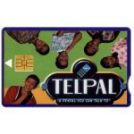 The Phonecard Shop: South Africa, Telkom - Telpal, a Penpal you can talk to, notched, R20