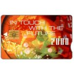 The Phonecard Shop: Telkom - In touch with the future 2000, R20