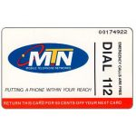 The Phonecard Shop: South Africa, MTN - Dial 112, R10