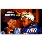 The Phonecard Shop: MTN - Africa Telecomm 98, Complimentary card