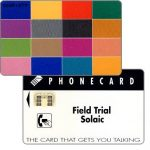 The Phonecard Shop: South Africa, Telkom - Field trial Solaic, R10