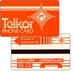 The Phonecard Shop: Telkor - Test card, PT logo, R5